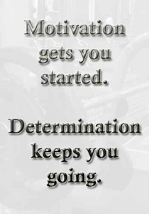 Motivation and Determination quotes