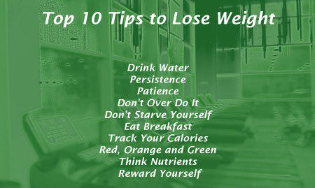 top 10 tips to lose weight this new year  beginner